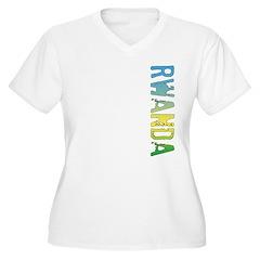 Rwanda Stamp T-Shirt