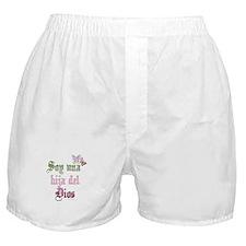 soy una hija del dios Boxer Shorts