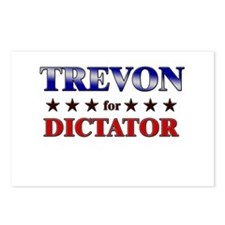 TREVON for dictator Postcards (Package of 8)