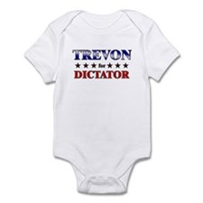 TREVON for dictator Infant Bodysuit