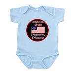 Papiere Bitte-1c Infant Bodysuit