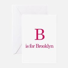 B is for Brooklyn Greeting Cards (Pk of 10)