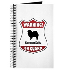 Spitz On Guard Journal