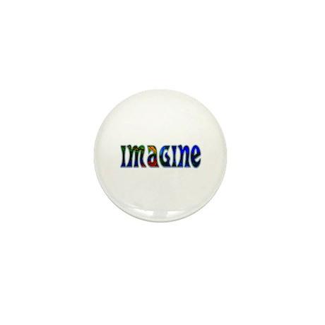 IMAGINE Mini Button (10 pack)