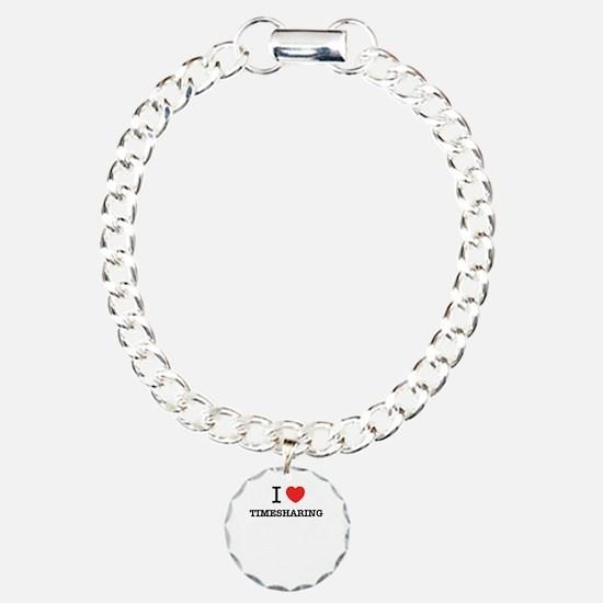 I Love TIMESHARING Bracelet