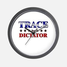 TRACE for dictator Wall Clock