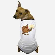 Cute Turkey bird Dog T-Shirt