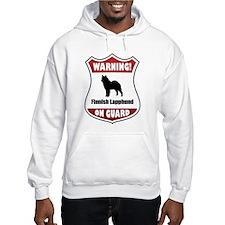 Lapphund On Guard Hoodie
