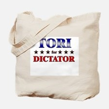 TORI for dictator Tote Bag