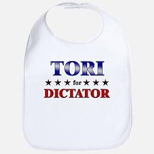 TORI for dictator Bib
