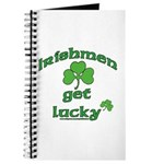 Irishmen Get Lucky Journal