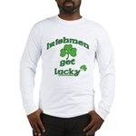 Irishmen Get Lucky Long Sleeve T-Shirt