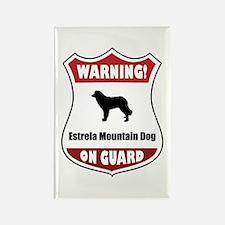 Estrela On Guard Rectangle Magnet (10 pack)