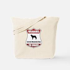 Estrela On Guard Tote Bag