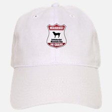 Entlebucher On Guard Baseball Baseball Cap
