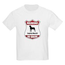 Mastiff On Guard T-Shirt