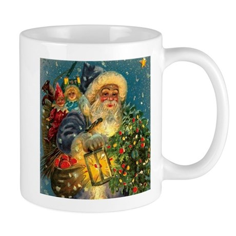 Christmas Santa Claus Coffee Mug