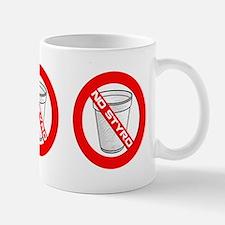 NO STYRO Small Small Mug