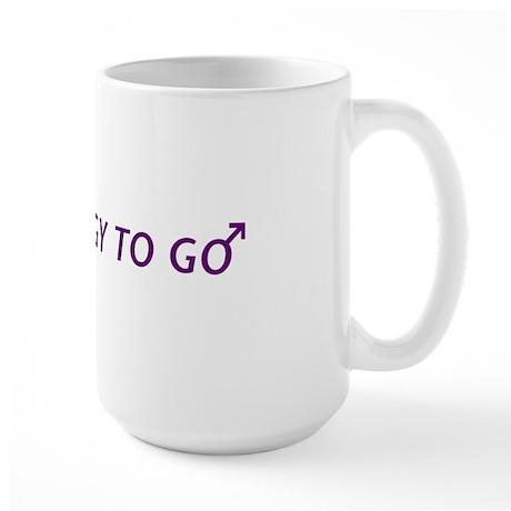 ATG logo #2 Large Mug