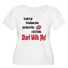 Start with Me! T-Shirt