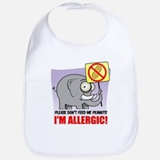 Peanut Allergy Bib