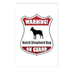 Shepherd On Guard Postcards (Package of 8)
