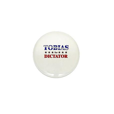TOBIAS for dictator Mini Button