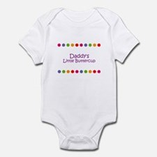 Daddy's Little Buttercup Infant Bodysuit
