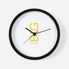 Funny I think Wall Clock