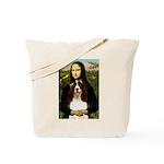 Mona/ English Springer Tote Bag