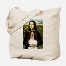 Mona/ English Springer Tote Bag