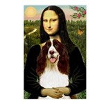 Mona/ English Springer Postcards (Package of 8)