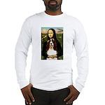 Mona/ English Springer Long Sleeve T-Shirt