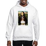 Mona/ English Springer Hooded Sweatshirt