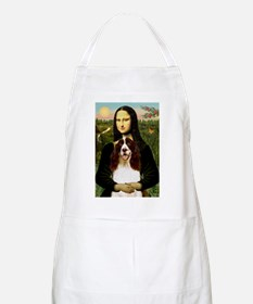 Mona/ English Springer Apron
