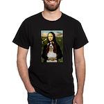 Mona/ English Springer Dark T-Shirt