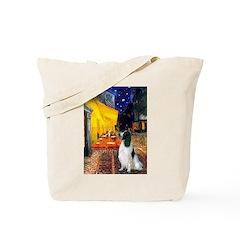 Cafe / Eng Springer Tote Bag