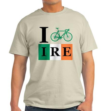 I Bike Ireland Light T-Shirt
