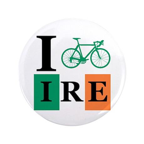 "I Bike Ireland 3.5"" Button"