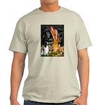 MidEve-EnglishSpringer7 Light T-Shirt