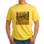 group Yellow T-Shirt