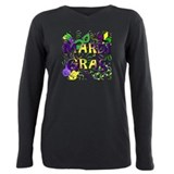 Mardi gras Long Sleeve T Shirts
