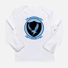 VFA-136 Knighthawks Women's Long Sleeve Dark Tee L