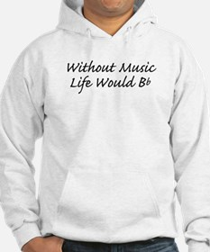 World Would Bb Hoodie
