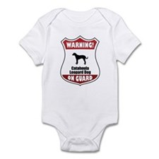 Catahoula On Guard Infant Bodysuit