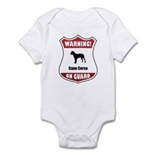 Corso On Guard Infant Bodysuit