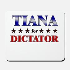 TIANA for dictator Mousepad