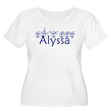 Alyssa -bl T-Shirt