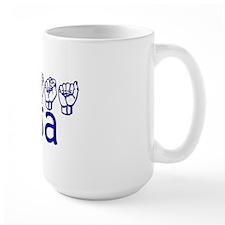 Alyssa -bl Mug