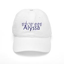 Alyssa -bl Baseball Cap